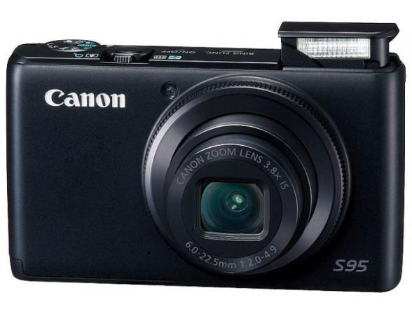 Цифровой фотоаппарат Canon PowerShot S95