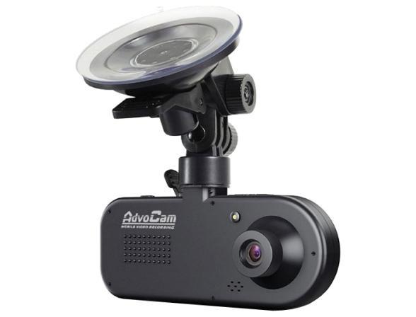Профессиональный автомобильный видеорегистратор ADVOCAM FD4 с GPS