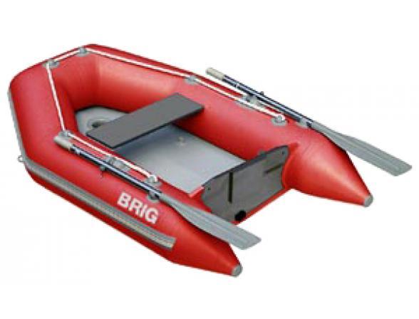 Лодка надувная BRIG D200W
