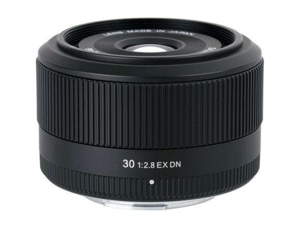 Объектив Sigma AF 30mm f/2.8 EX DN Sony E (NEX)