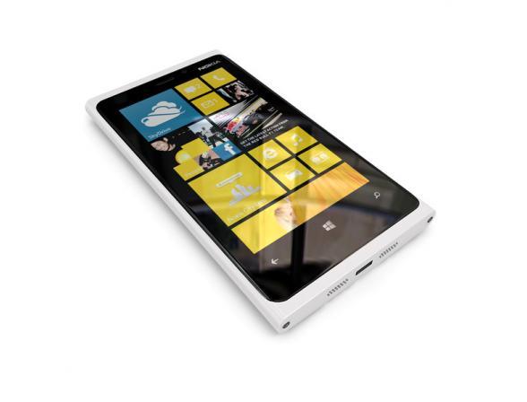 Смартфон Nokia Lumia 920 White