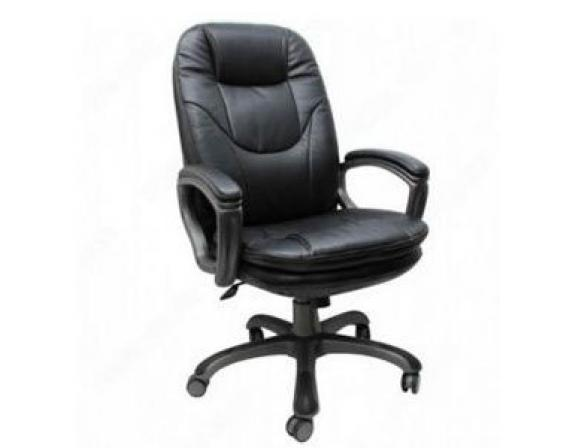 Кресло руководителя BURO CH-868AXSN/Black