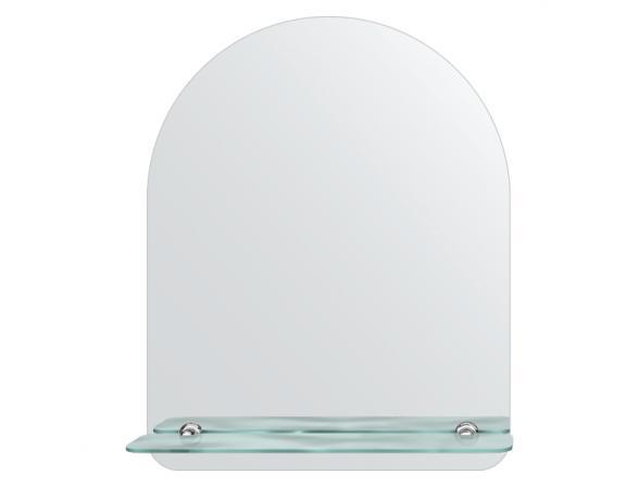 Зеркало с полочкой EVOFORM Attractive BY 0507 (40х50 см)