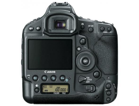 Зеркальный фотоаппарат Canon EOS 1D X  Body