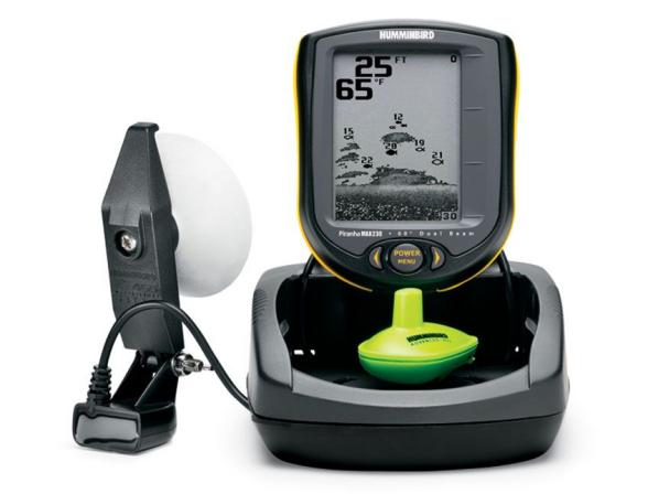 Эхолот Humminbird PiranhaMAX 230 Portable