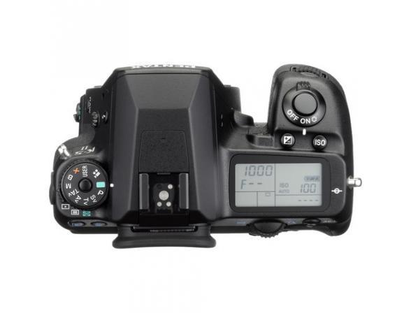 Зеркальный фотоаппарат Pentax K-5 II Body