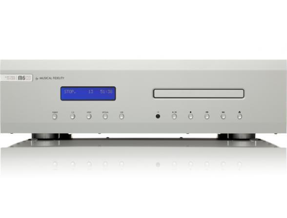 Проигрыватель CD Musical Fidelity M6CD/DAC