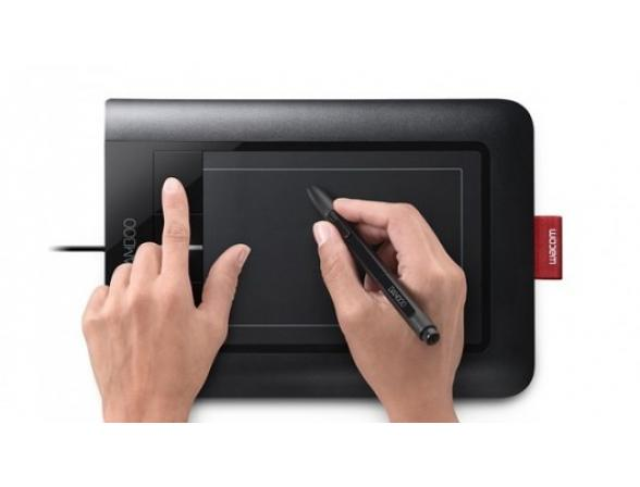 Графический планшет Wacom Bamboo Touch