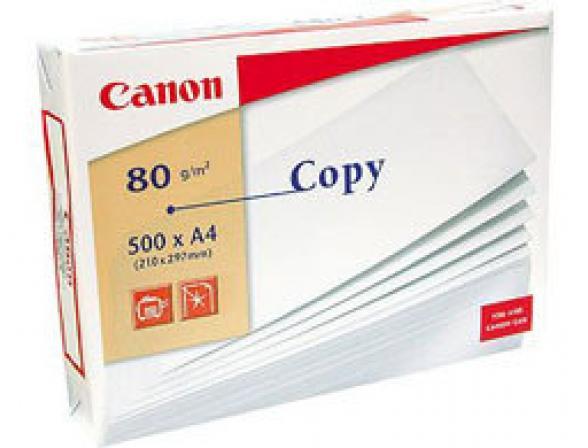 Бумага Canon КэнонКопи(CANON COPY) A4 Светогорск 80/500/149%CIE