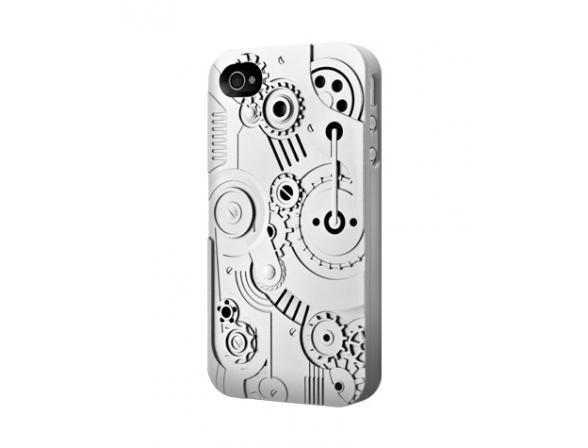 Чехол SwitchEasy для iPhone4/4S Avant-garde Clockwork