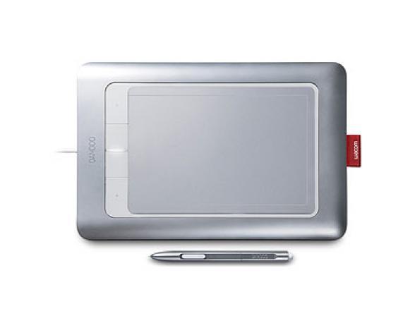 Графический планшет Wacom CTH-661-RU