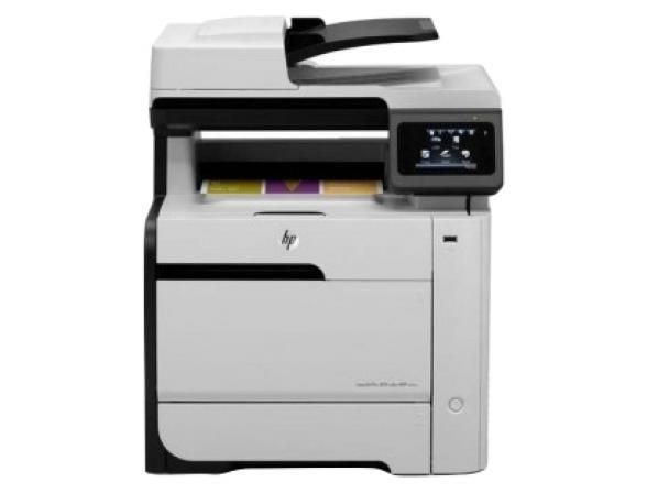 Многофункциональный аппарат HP LaserJet Pro 400 Color MFP M475dw