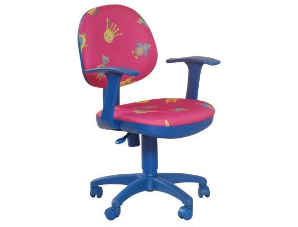Кресло BURO CH-BL356AXSN/Dogs-Bl