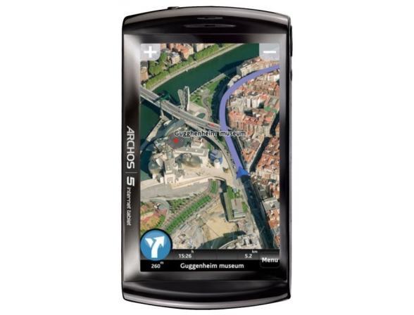 Планшет Archos 5 Internet Tablet 160Gb 501322(25)
