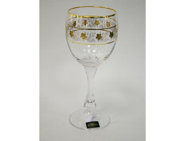 Набор бокалов для вина Bohemia Crystall Бетти/435261K/150
