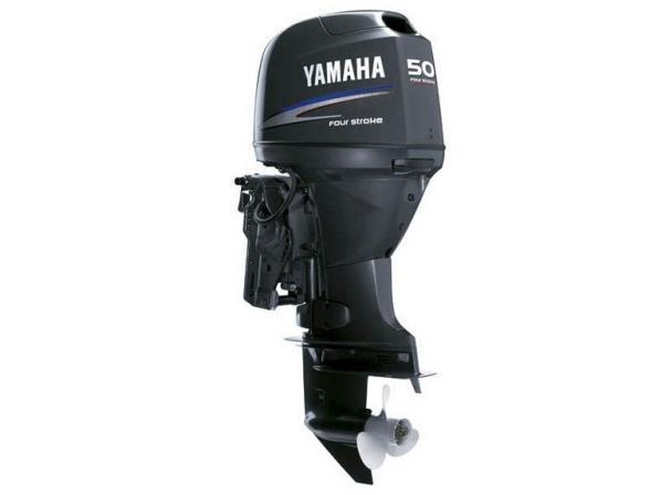 Лодочный мотор Yamaha F 50 FETL