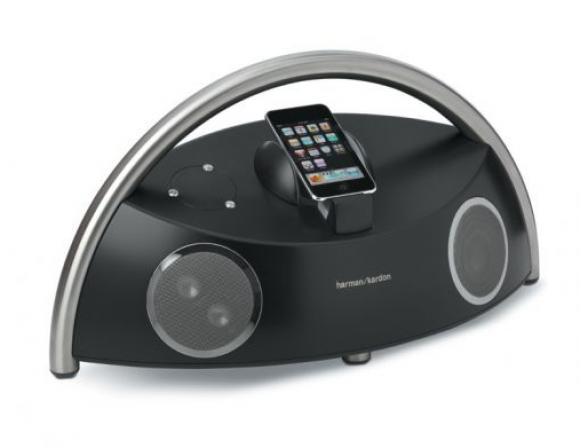 Док-станции для iPod/iPhone/iPad JBL GO + PLAY MICRO BLACK