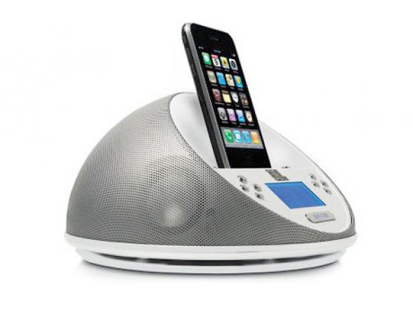Док-станции для iPod/iPhone/iPad JBL ON TIME MICRO WHITE