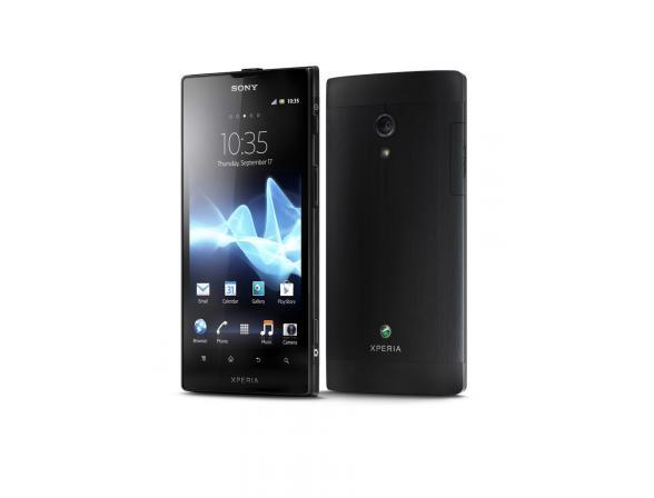 Смартфон Sony LT28H Xperia ion Black