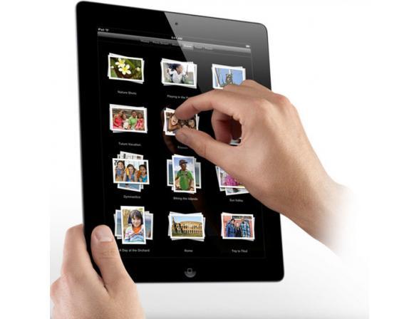 Планшет Apple iPad 3 64Gb Wi-Fi + Cellular Black