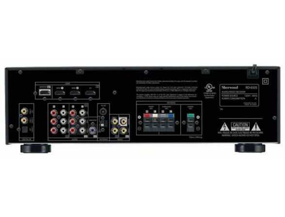 AV-ресивер Sherwood RD6506