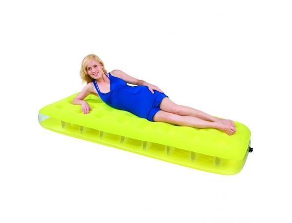 Кровать надувная Bestway Fashion Flocked Air Bed Single 67387