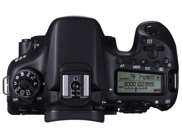 Зеркальный фотоаппарат Canon EOS 70D body