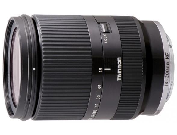 Объектив Tamron AF 18-200mm f/3.5-6.3 DI III VC Sony