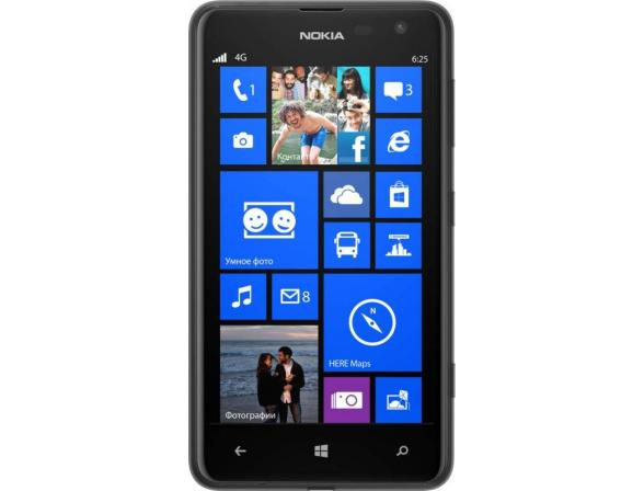 Смартфон Nokia Lumia 625 White