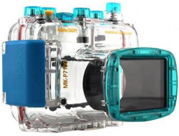 Фотоаппараты для подводной съемки - сезон 2009