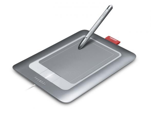 Графический планшет Wacom CTH-461-RU