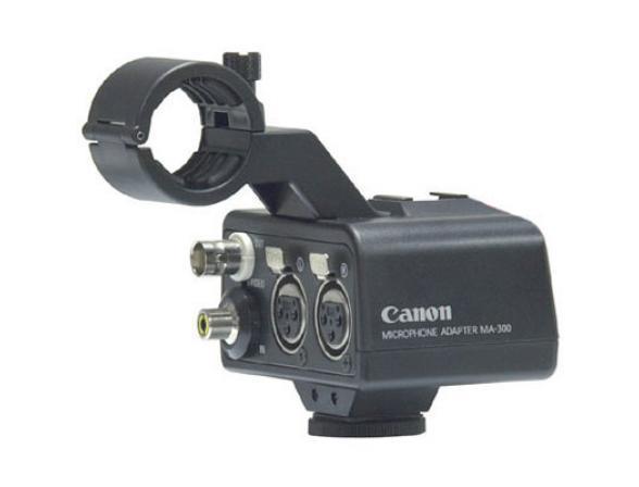 Микрофонный адаптер Canon MA-300