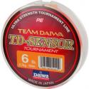 Леска плетеная Daiwa TD SENSOR TOURNAMENT 6 LB - 150 M ORANGE
