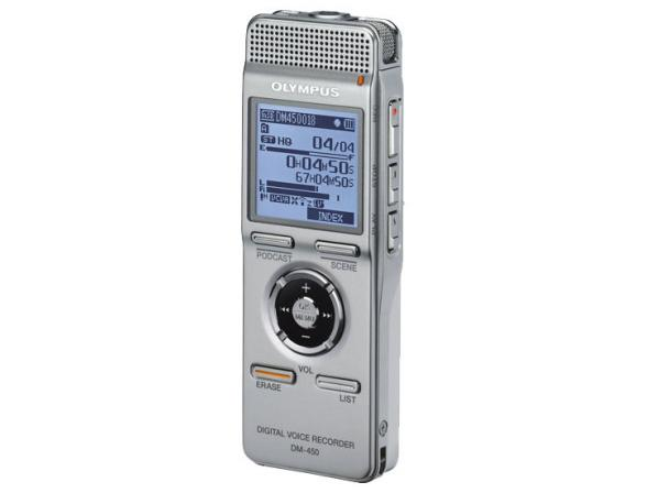 Диктофон Olympus DM-450 [N2283221]