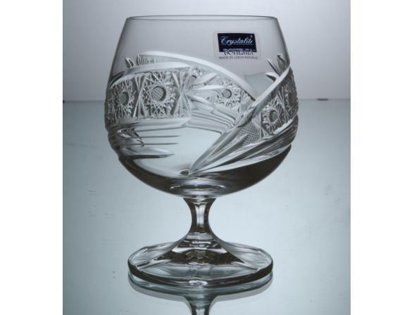 Набор бокалов для бренди Crystalite Bohemia 250 мл *6 шт. 35003 Комета
