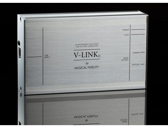 Адаптер Musical Fidelity V-LINK II