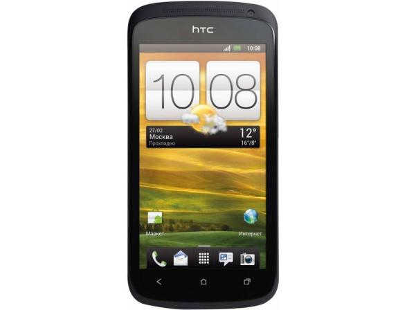 Коммуникатор HTC One S Black