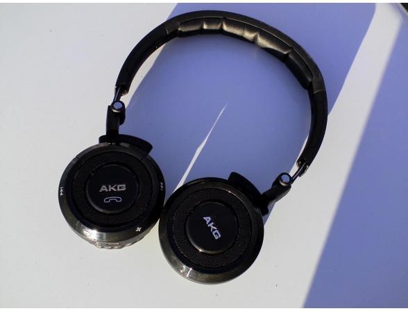 Наушники AKG K830 BT/ BLACK