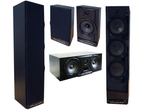 Комплект акустики Wharfedale Atlantic 500 5.0 set GE