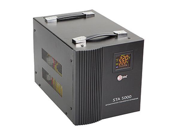 Стабилизатор ЭРА STA-5000 (1/28)