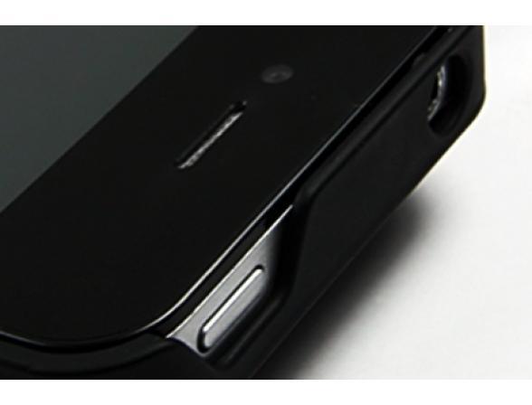 Ультратонкий чехол Promate для iPhone 4/4S (PowerCase.I4)