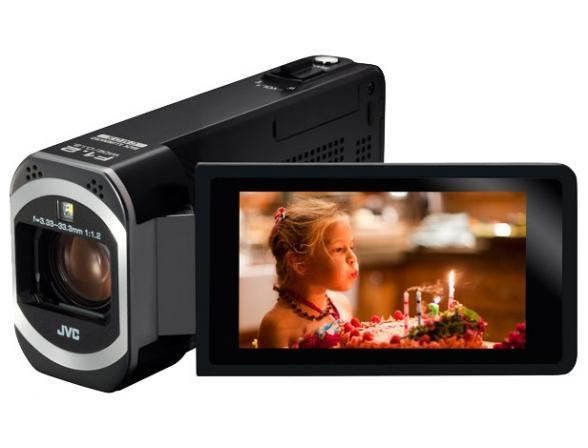 Видеокамера JVC GZ-V500
