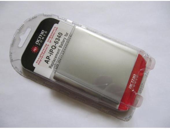 Аккумулятор для КПК AcmePower AP-iPQ-6340