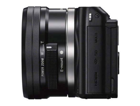Цифровой фотоаппарат Sony Alpha NEX-3NL kit 16-50 black*