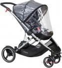 Комплект дождевик на основное сидение + задняя шторка Phil and Teds для колясок Dot/Navigator