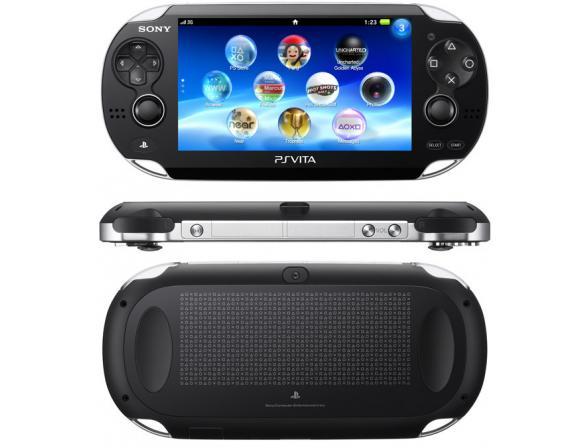 Игровая консоль Sony PlayStation Vita 3G