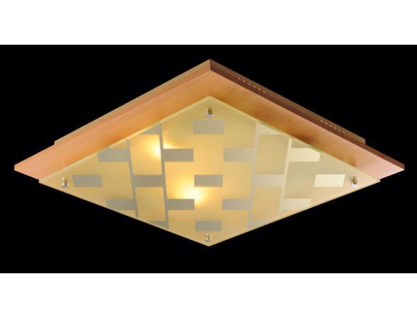 Светильник настенно-потолочный Eurosvet 2779/3 светлый