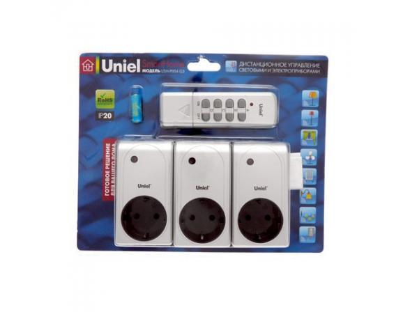 Пульт дистанционного управления светом Uniel USH-P007-G3-1000W-25M BLACK