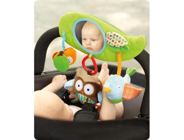 Навесная игрушка на бампер коляски Skip Hop Stroller Bar Toy
