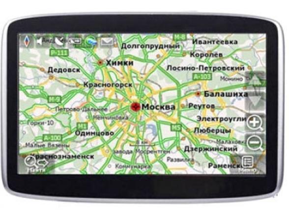 GPS-навигатор Explay PN-985